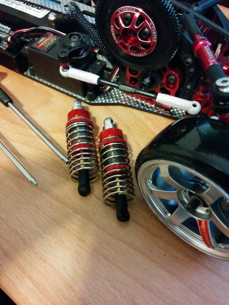 Front Dampers